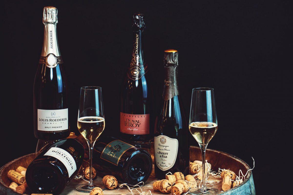 Champagner Verkostung ich darf am Samstag die leckeren Champagner fotografieren